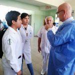 Prof. Vaienti in Perù