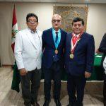 Prof Vaienti in Perù